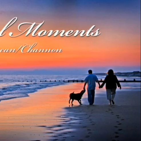 Special moments with Duncan/Channon