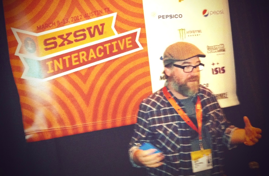 This is not an ad: Whiting wows SXSW