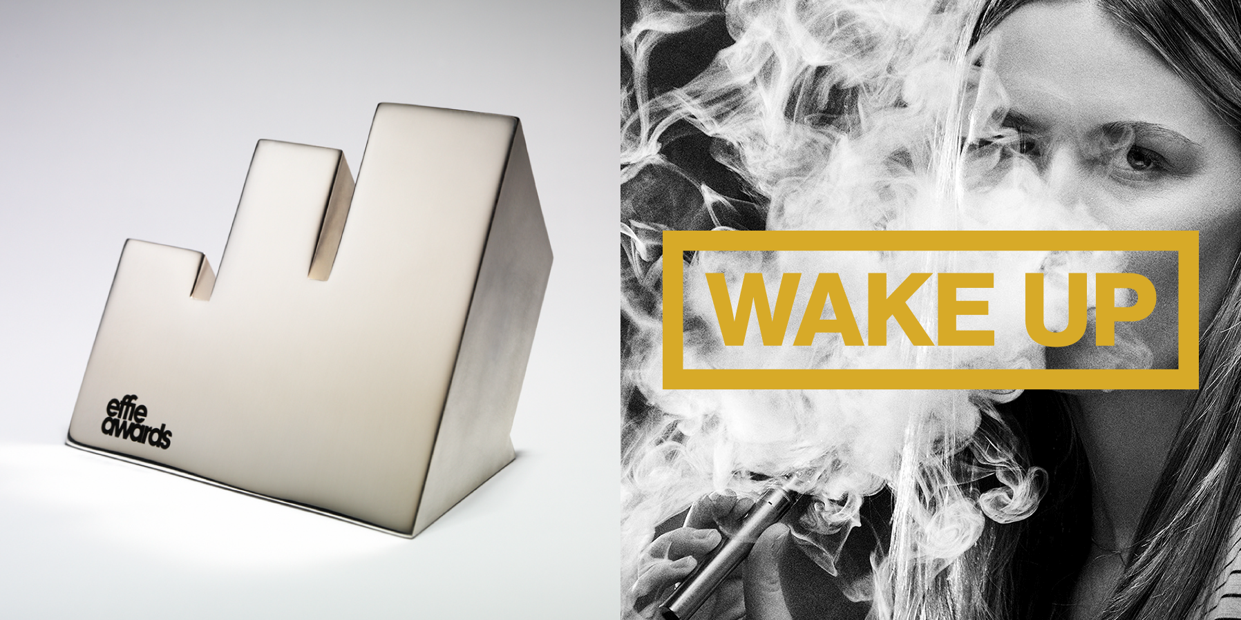 """Wake Up"" wins North American Effie"